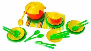 Набор посуды Пластмастер Сервиз 22131