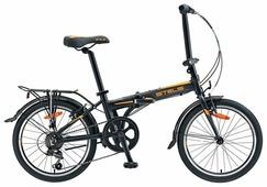 Городской велосипед STELS Pilot 630 20 V020 (2018)