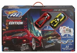 Трек Hot Wheels Умная трасса: A.I Starter set: Street Racing Edition FDY09