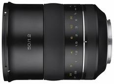 Объектив Samyang XP 50mm f/1.2 Canon EF