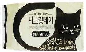 Secret Day прокладки ежедневные Sense Liner