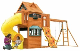 Домик Selwood Products Althorp Deluxe Climbing Frame