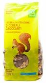 Готовый завтрак Ecor 5 crunchy cereals кукурузные хлопья с какао, пакет