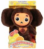 Мягкая игрушка Мульти-Пульти Чебурашка 25 см в коробке