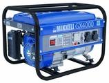Бензиновый генератор Mikkeli GX4000 (2600 Вт)