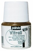 Краски Pebeo Vitrail Белый 050020 1 цв. (45 мл.)