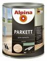 Лак Alpina Parkett шелковисто-матовый (0.75 л)