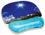 Коврик Fellowes TROPICAL BEACH PHOTOGEL FS-92026