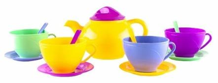 Набор посуды Пластмастер Соната 22115