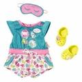 Zapf Creation Пижама с обувью для куклы Baby Born 822470