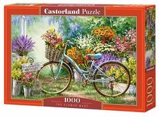 Пазл Castorland The Flower Mart (C-103898), 1000 дет.