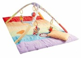 Развивающий коврик Canpol Babies 2/319 Клоун с подушкой
