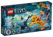 Конструктор LEGO Elves 41192 Ловушка для Азари и Огненного льва