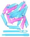 Гибкие бигуди Magic Leverage Маленькие удлиненные 20 см (25 мм)