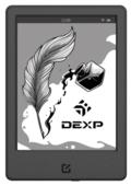 Электронная книга DEXP P1 Mirage