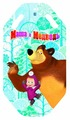 Ледянка 1 TOY Маша и Медведь (Т59045)