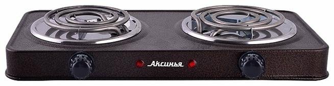 Электрическая плита DELTA АКСИНЬЯ КС-007 коричневая