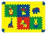 Коврик-пазл Флексика Цирк (45447)