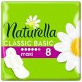 Прокладки гигиенические NATURELLA Camomile Classic Basic Maxi 8 штук (8001090160294)