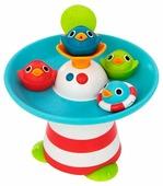 Игрушка для ванной Yookidoo Фонтан Утиные гонки (40138)
