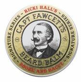 Captain Fawcett Бальзам для бороды Ricki Hall Booze & Baccy Beard Balm