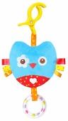 Подвесная игрушка Мякиши Сова (349)