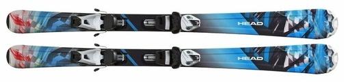 Горные лыжи HEAD Xtreme Joy SLR2 с креплениями SLR 4.5 AC (16/17)