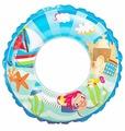 Надувной круг Intex Прозрачное кольцо 59242