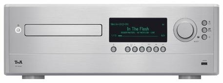 CD-ресивер T+A MP 2500 R