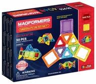 Магнитный конструктор Magformers Window Basic Plus 715003-50