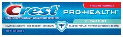 Зубная паста Crest Pro-health clean mint