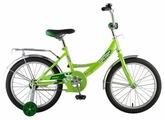 Детский велосипед Novatrack Vector 18 (2018)