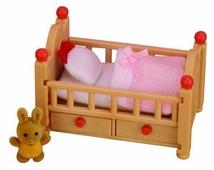 Игровой набор Sylvanian Families Детская кроватка 2929