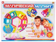 Магнитный конструктор ABtoys Магический магнит PT-00743