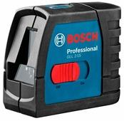 Лазерный уровень BOSCH GLL 2-15 Professional + BM 3 (0601063702)
