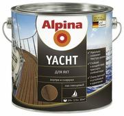 Лак Alpina Yacht (2.5 л)