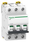 Автоматический выключатель Schneider Electric Acti 9 iC60N 3P (D) 6kA