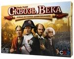 Настольная игра GAGA Сквозь века GG049