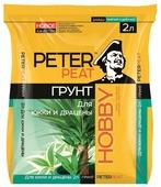 Грунт PETER PEAT Линия Hobby для юкки и драцены 2 л.