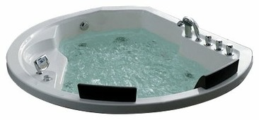 Ванна Gemy G9053 K акрил