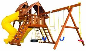 Домик Rainbow Play Systems Carnival Castle 2017 V WR