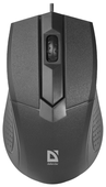 Мышь Defender MB-270 Black USB