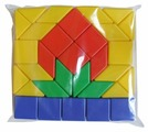 Кубики Десятое королевство Клубничка 00910