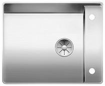 Врезная кухонная мойка Blanco Attika 60/A InFino 55.7х45.2см нержавеющая сталь