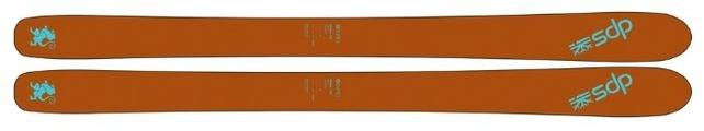 Горные лыжи DPS Wailer 105 Pure3 (14/15)
