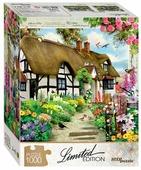 Пазл Step puzzle Limited Edition Английский коттедж (79800), 1000 дет.