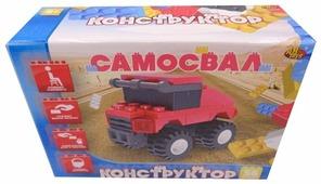 Конструктор ABtoys Транспортные средства PT-00445 Самосвал