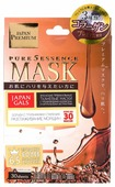 Japan Gals маска Pure 5 Essence Premium c тремя видами коллагена