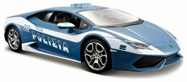 Легковой автомобиль Maisto Lamborghini Huracan LP 610-4 Polizia (31511) 1:24