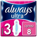 Always прокладки Ultra Super Plus